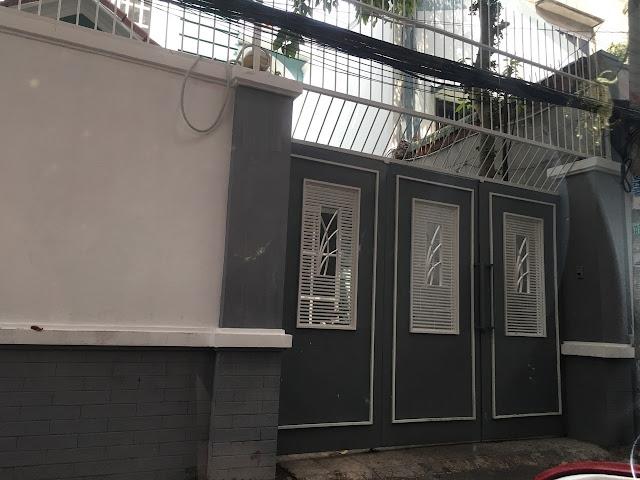 Bán Biệt thự mini tại đường Hoàng Diệu, Phường 10, Quận Phú Nhuận