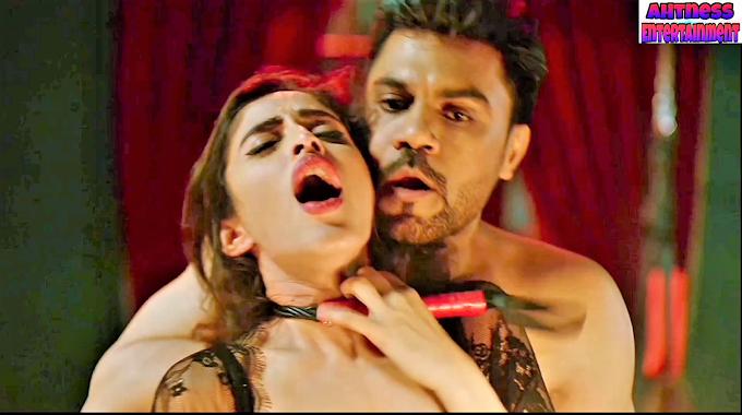 Anuja Joshi, Priya Banerjee hard sex kissing scene - Hello Mini (2019) HD 720p