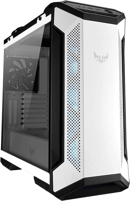 ASUS TUF Gaming GT501 White Edition Computer Case