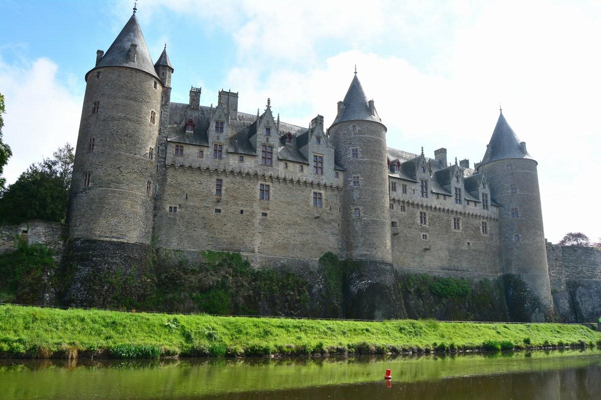 château des Rohan Josselin