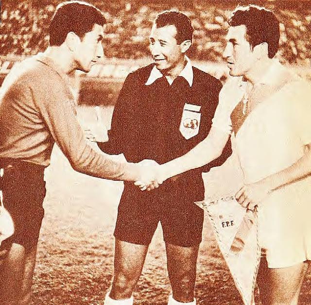 Perú y Chile en Copa del Pacífico 1965, 28 de abril