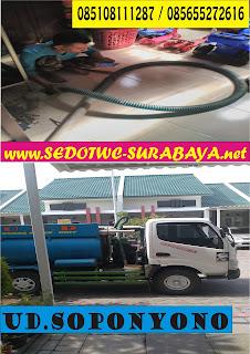 Proses Sedot WC Sukolilo Dian Regency Surabaya, 085108111287