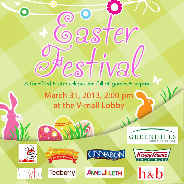 Easter Egg Hunting Events in Manila 2013