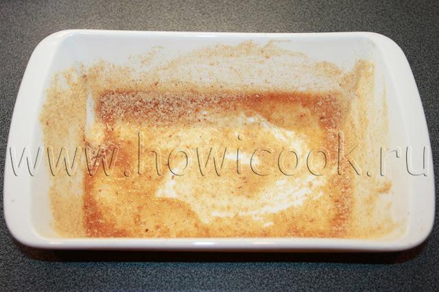 рецепт картофельной запеканки с фаршем с пошаговыми фото