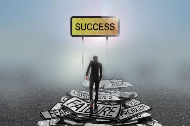 تعلم من الفشل قبل النجاح