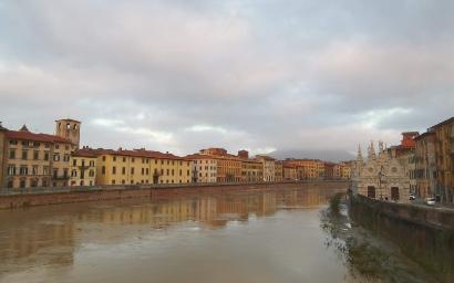 Maraton Pisa - Río Arno