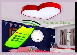 Remote Cinta Untuk LDR