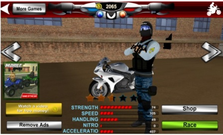 Game Racing Motor Android Offline