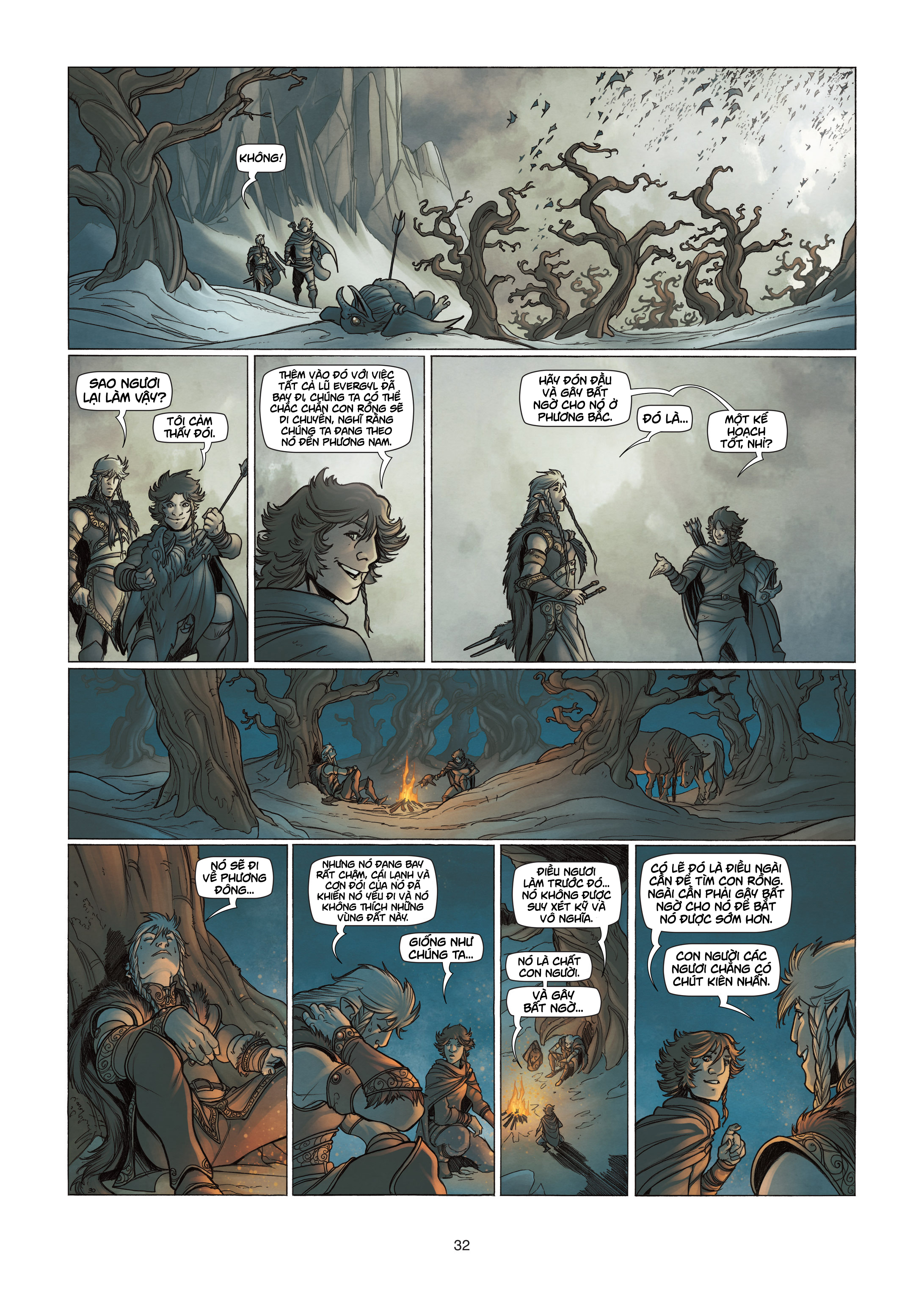 Tiên Tộc | Elves