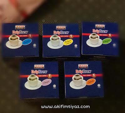 Review mister coffee halal jakim