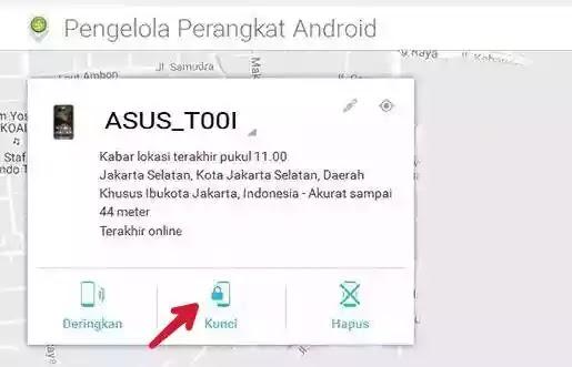 4 Cara Mudah Membuka Lupa Pola Android Tanpa Aplikasi