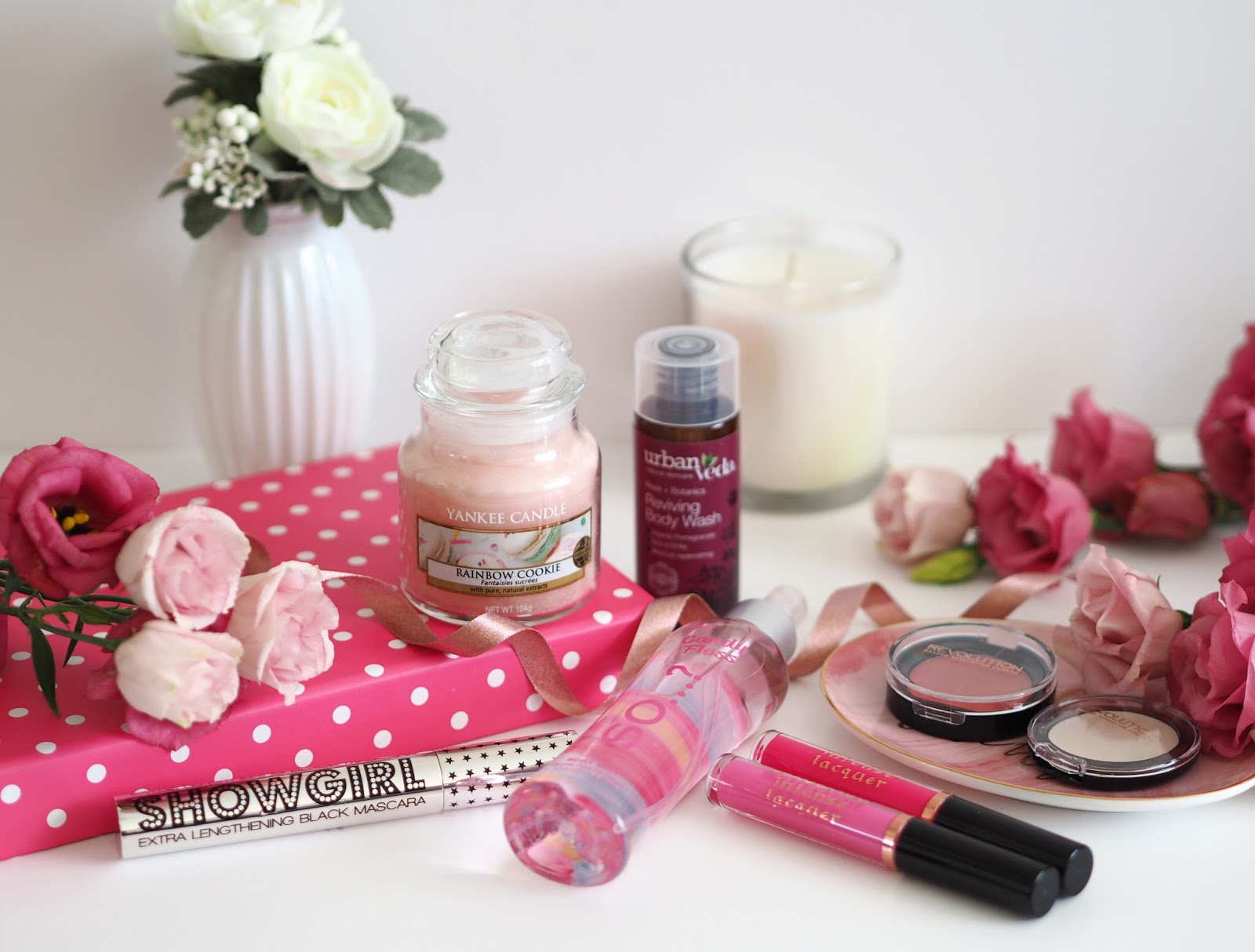 Giveaway: Celebrating 200 Posts!, Katie Kirk Loves, UK Blogger, Giveaway, Competition, Sweepstakes, Freebie Friday, Win It Wednesday, Enter To Win, Beauty Giveaway, Pink Giveaway, Make Up Giveaway, Prize, Blogger Giveaway, Blog Giveaway