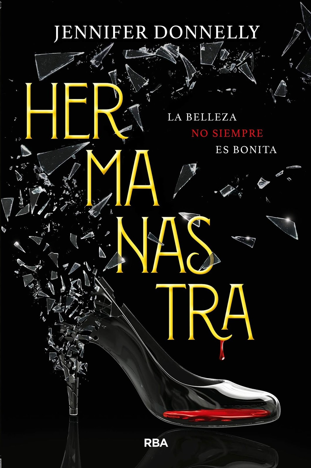 Hermanastras de Jennifer Donnelly