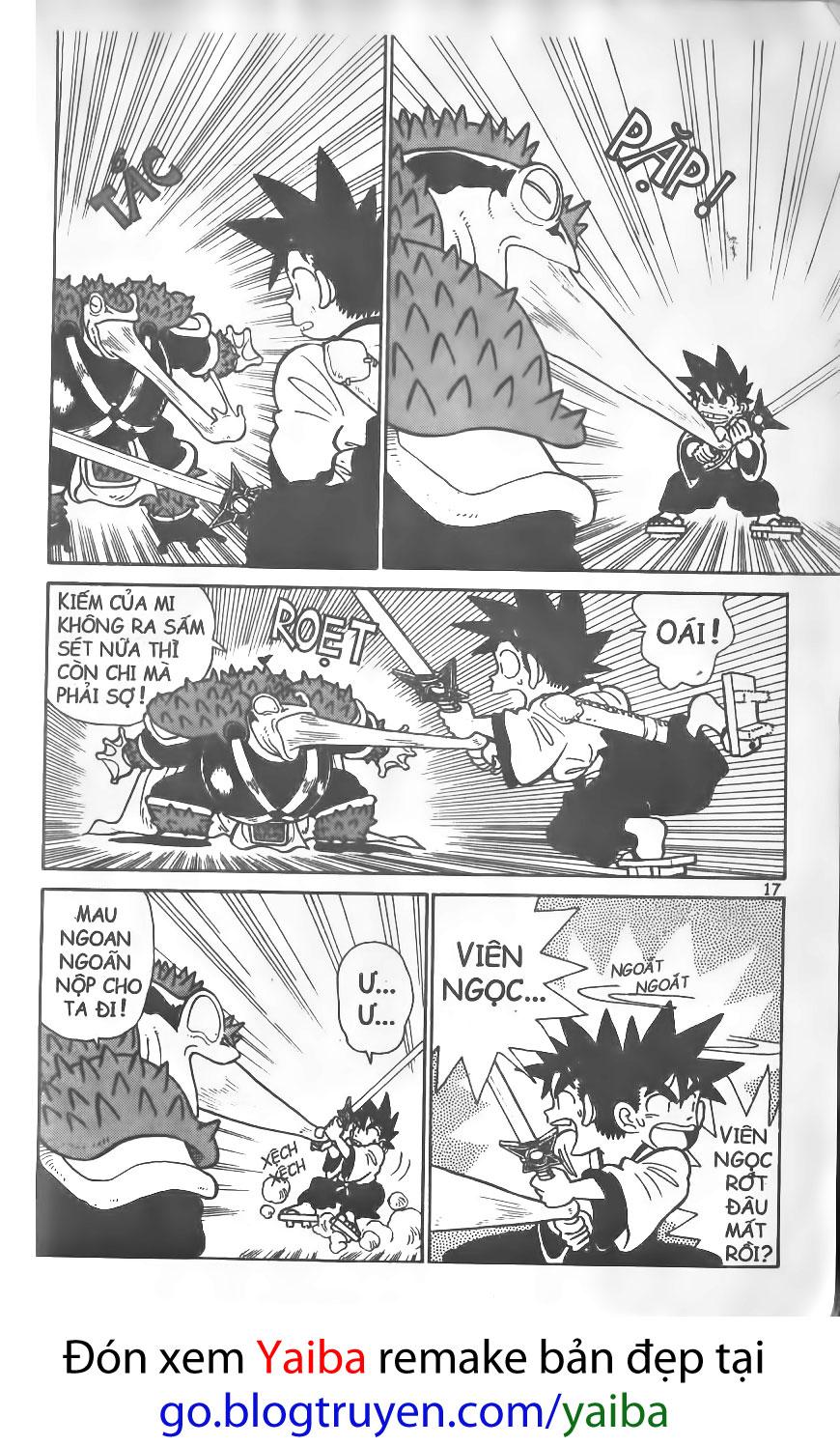Yaiba chap 20 trang 15