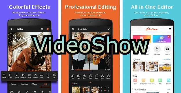 δωρεάν εφαρμογή επεξεργασίας βίντεο για κινητά