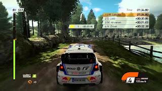 WRC 4 FIA World Rally Championship 4 (XBOX360)