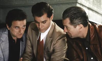 Joe Pesci, Ray Liotta, Robert DeNiro