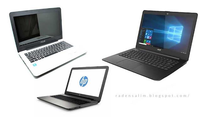 Rekomendasi Laptop Editing 4 Jutaan Kualitas Gahar