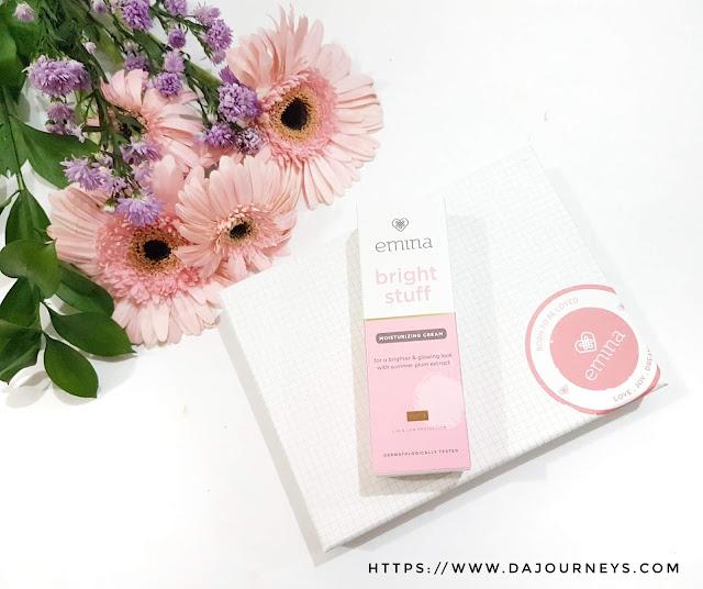 [Review] Emina Bright Stuff Moisturizing Cream
