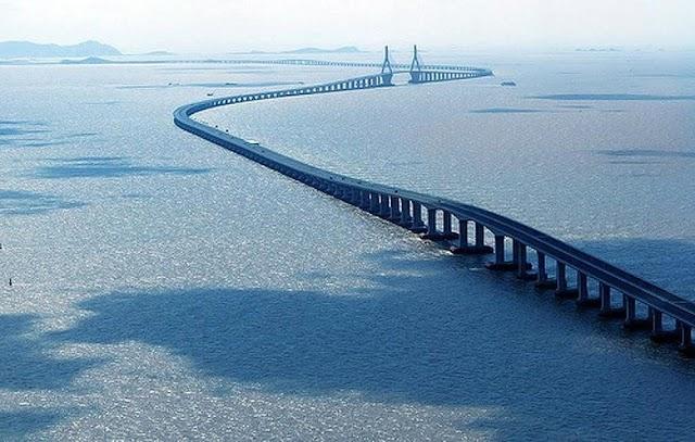 Unique bridges attract tourists around the world