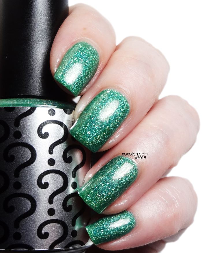 xoxoJen's swatch of Fintastic