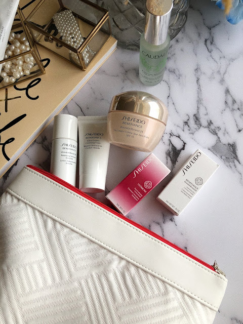 уход за лицом Shiseido