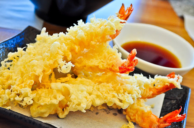 How to Make Prawns Tempura