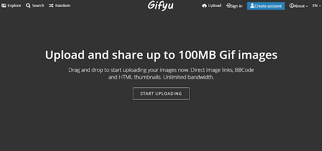 GifyU - free image hosting for ebay's item listing