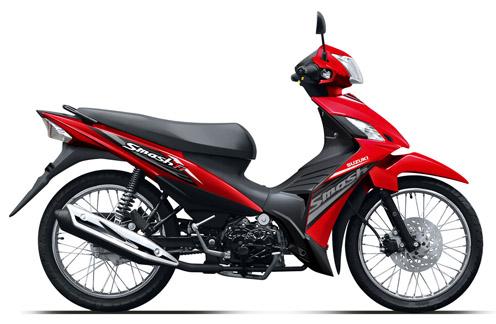 Harga Suzuki Smash FI Terbaru, Review dan Spesifikasi Lengkap