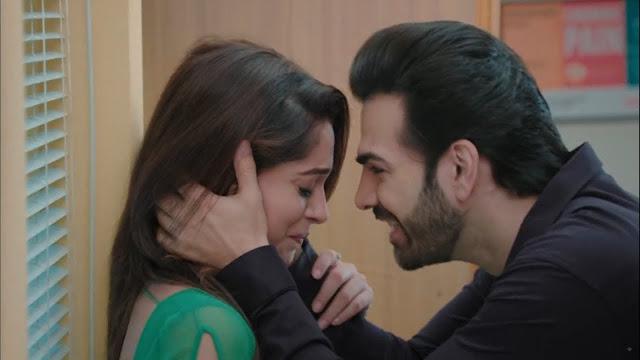 Big PRank : Sonakshi's wardrobe prank with Rohit in Kahaan Hum Kahaan Tum