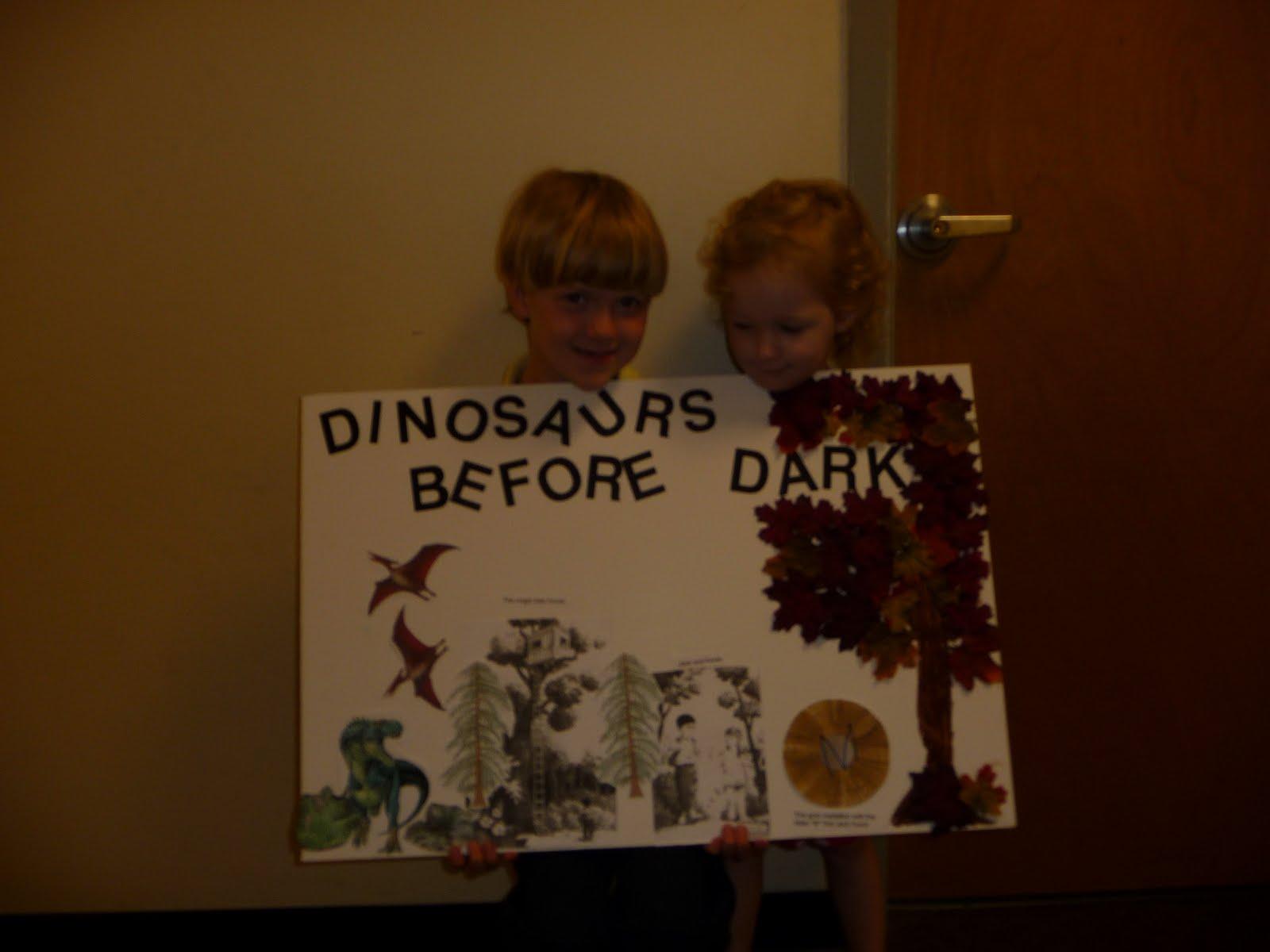 A Mother S Heartstrings Volume 4 Dinosaurs Before Dark
