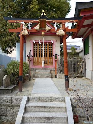 神津神社福永稲荷神社