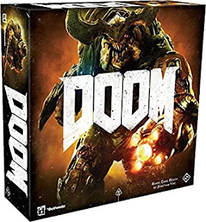 Doom el juego de tablero