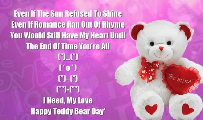 Best}Teddy Bear Day 2018 Wallpapers, Images, HD Wallpapers ...