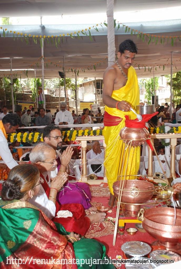 Sahastradhara-abhishekh-renuka-mata