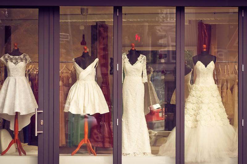 suknie ślubne wystawa