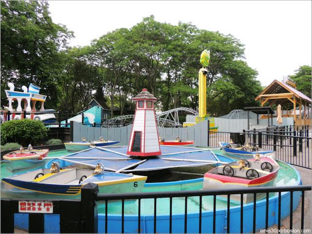 Centreville Amusement Park en las Islas de Toronto
