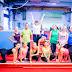 Aikuisten trampoliinivoimistelua - Might as well jump?