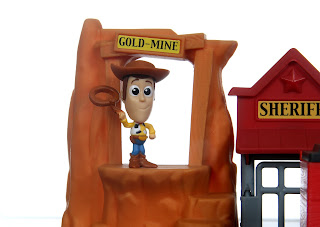 mattel toy story minis playsets western adventure