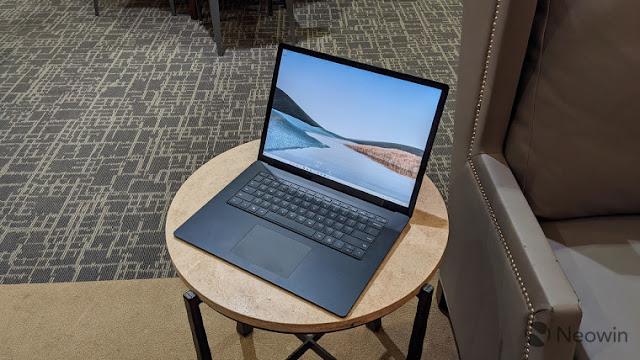 Laptop Surface 3