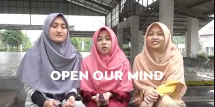 """[VIDIO] DORR,, Remaja Muslim ini TKO Afi """"Open Our Mind"""" Agama Bukan Warisan Tapi Pilihan Keyakinan Hati"""