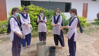 विश्व हाथ धुलाई दिवस मनाया