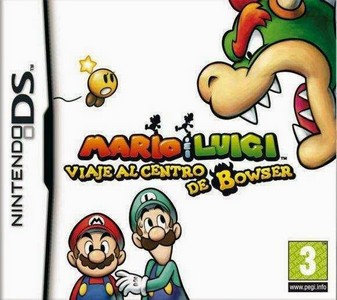 Rom Mario & Luigi Bowser´s Inside Story NDS