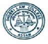 Dhubri Law College Recruitment 2019- Assistant Professor [Post-4]