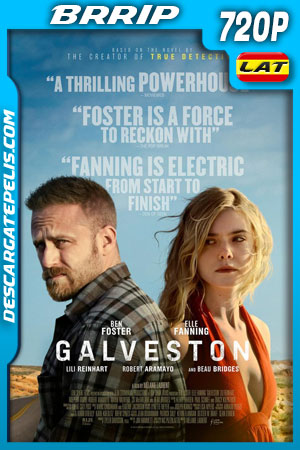 Galveston (2018) 720p BRrip Latino – Ingles
