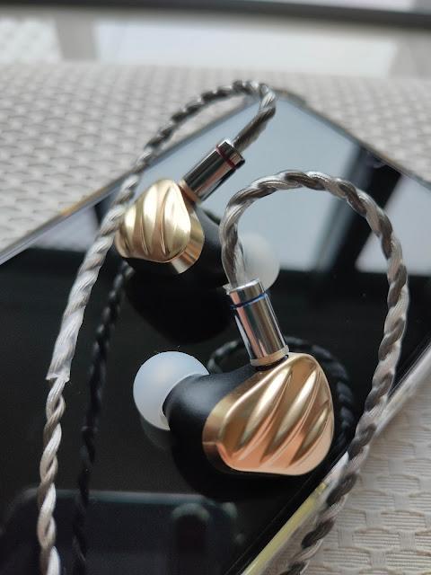 BGVP NS9 可換調音管2動圈7動鐵高音質 圈鐵入耳式機 - 1
