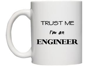 Kubek Trust me I'm an engineer - prezent dla inżyniera