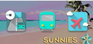 ဖုန္း Icon ဒီဇိုင္းအလန္းစားေလး - Sunnies Icon pack v1.2.1 Apk