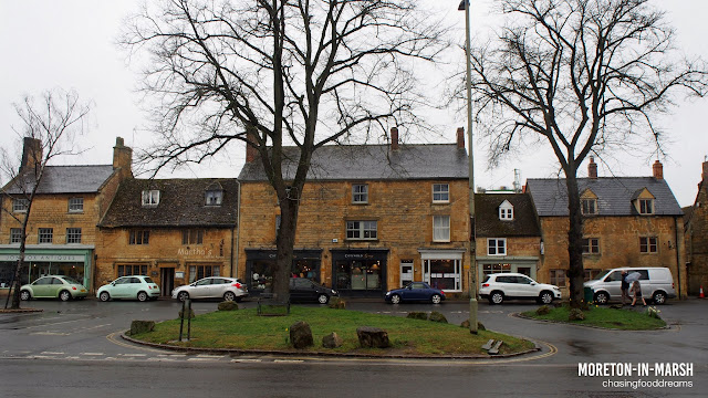 Cotswold Food Store Cafe Longborough