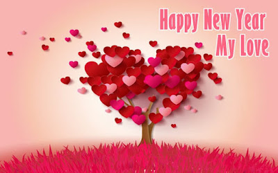 Happy New Year Images for Girlfriend